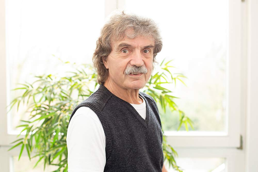 Dr. med.  Hans-Joachim Patzak